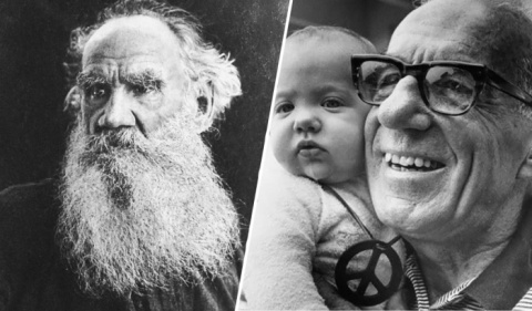 Толстой, Монтессори и не тол…
