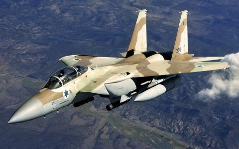 ПВО Сирии сбили самолет ВВС Израиля, — командование сирийской армии