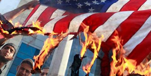 США как источник проблем Ближнего Востока