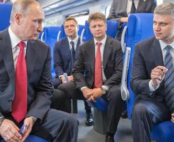РФ запустила все поезда в об…