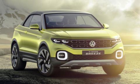 Volkswagen Polo: теперь и кроссовер