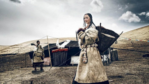 В Тибете одна жена на всех с…