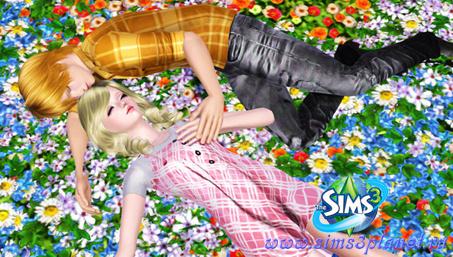 Романтические позы от twinsstar2005