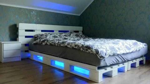 Зачем покупать кровать, если…