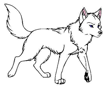 Скрипач и волки