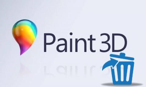 Как удалить Paint 3D и пункт…