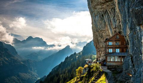 Потрясающие дома, построенны…