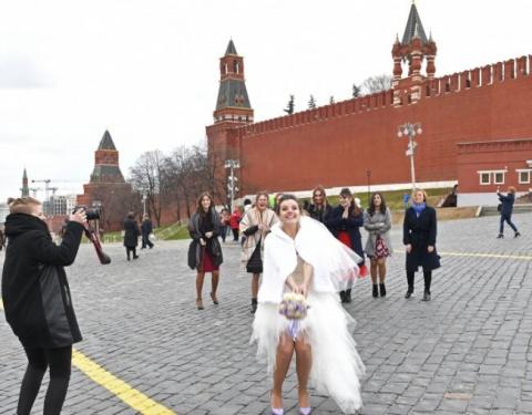 Росстат: Россиянки больше не…
