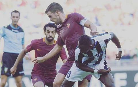 Рома – Порту 23 августа 2016…