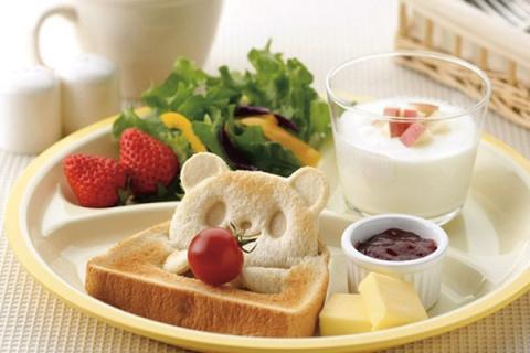 Мимишный тост на завтрак