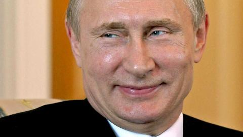 В Крыму установят памятник Путину