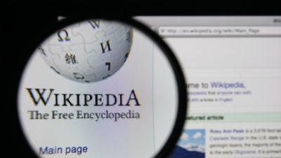 Первый в мире памятник «Вики…