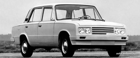 Необычные проекты советских автопроизводителей.