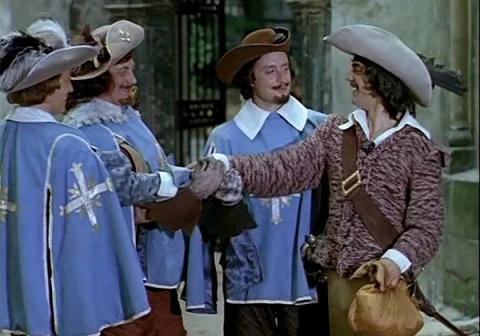 """В чем нам врал Дюма-отец: вино в романе """"Три мушкетера"""""""