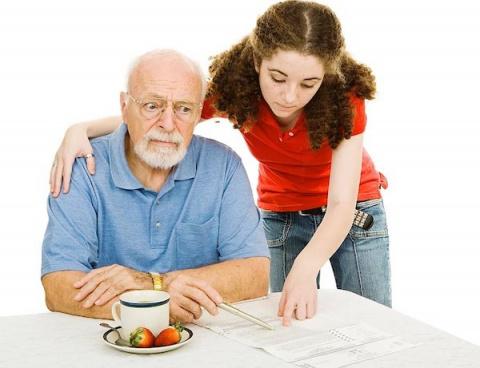 Деменция − болезнь пожилого …