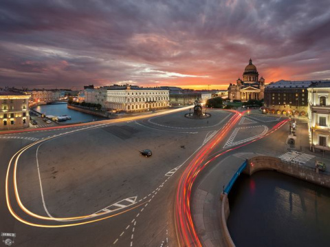 Петербург - нереальная реальность
