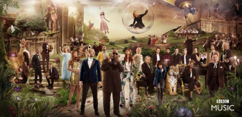 """Watch Pharrell, Lorde, Elton John, Dave Grohl, One Direction, & Many More Cover The Beach Boys' """"God Only Knows"""" For BBC Music"""