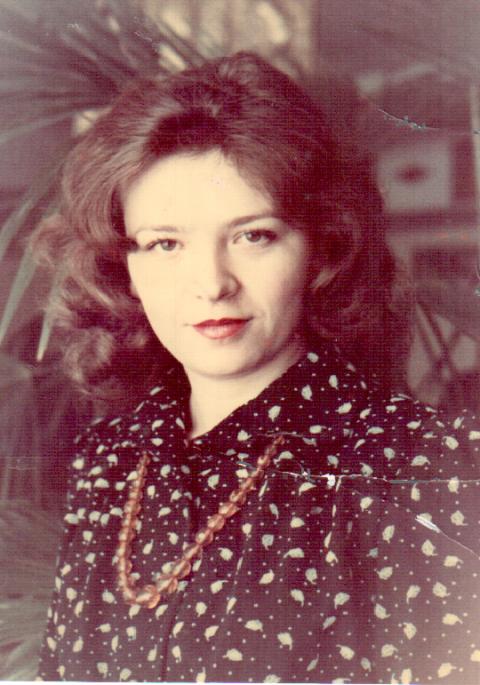 Людмила Фирстова (Таран)