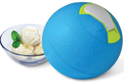 Пинаем мяч, готовим мороженое!