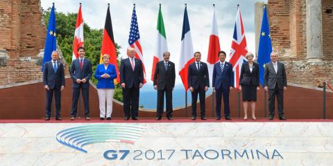 Итоги G7: участники саммита готовы сотрудничать с РФ