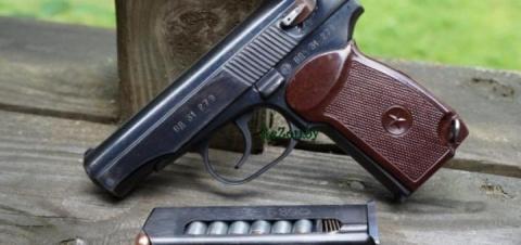 «В СССР не было приличных пистолетов»