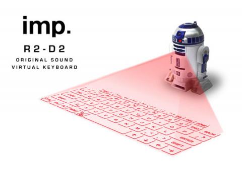 R2-D2 - виртуальная клавиатура для смартфонов и планшетов