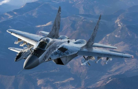 Семейство МиГ-29М готово дом…