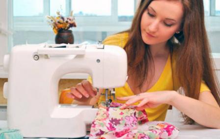 ИГОЛКА С НИТОЧКОЙ. Уроки шитья на швейной машинке: советы новичкам