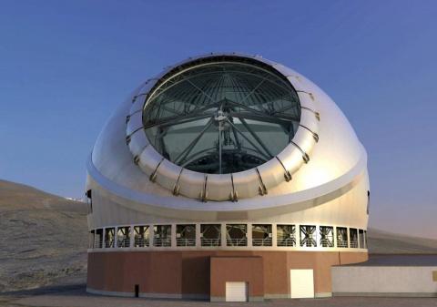 Япония поучаствует в строительстве самого большого телескопа