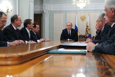 Совещание с постоянными членами Совета Безопасности - Новости 23 января 2015 года, пятница