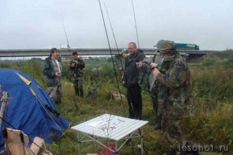 Клуб рыболовов Ярославля и Ярославской области