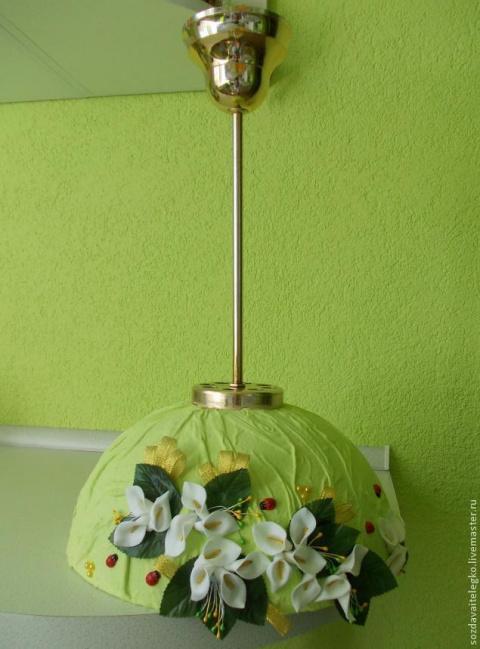 Светильник для кухни - техни…
