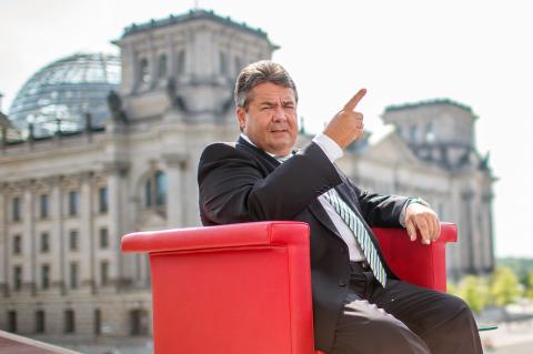 МИД Германии  выступил за поэтапную отмену санкций