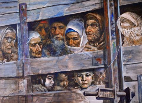 Депортация крымских татар: п…