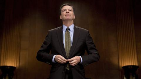Экс-директор ФБР: Я был встревожен действиями администрации Обамы по делу Клинтон