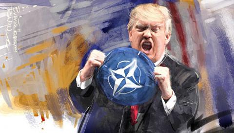 Трест, который лопнул: члены НАТО не хотят сдавать деньги на альянс