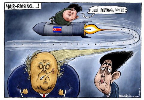 Северо-корейская угроза и ми…