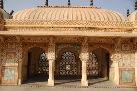 Индийские каникулы.Джайпур