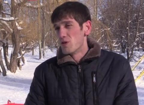 Кавказец спас русскую девочк…