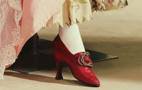 История каблука: всегда на высоте