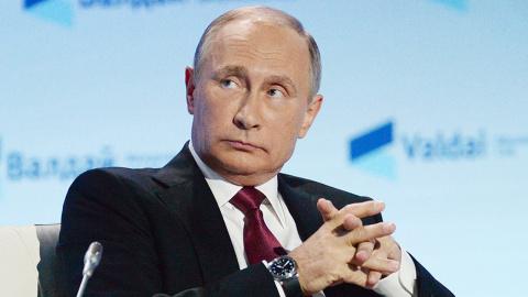 Путин, наконец, назвал вещи …