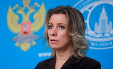 ИА REGNUM подает в суд на Марию Захарову за клевету