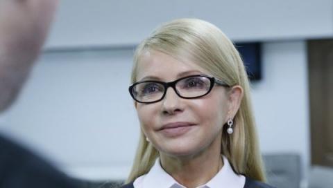 Тимошенко озвучила приговор Украине и улетела в США
