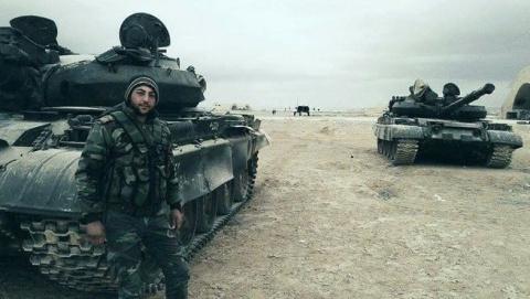 Сирийские тигры задушат ИГИЛ…