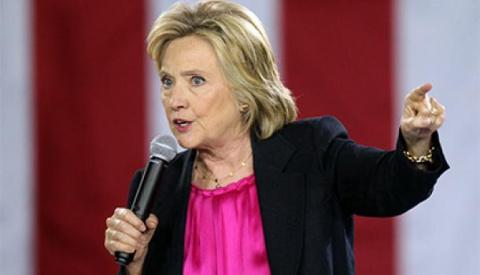 Клинтон обвинила своем проиг…