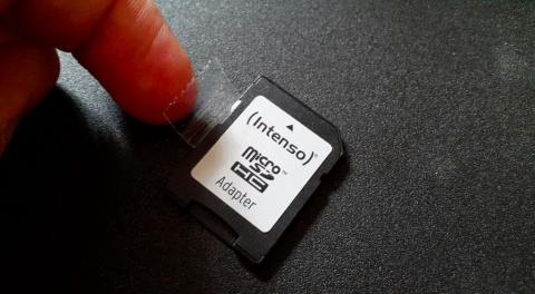 MicroSD-карта не распознаетс…
