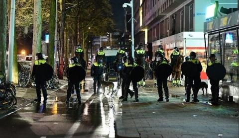 В Нидерландах концерт американской рок-группы отменили из-за угрозы теракта