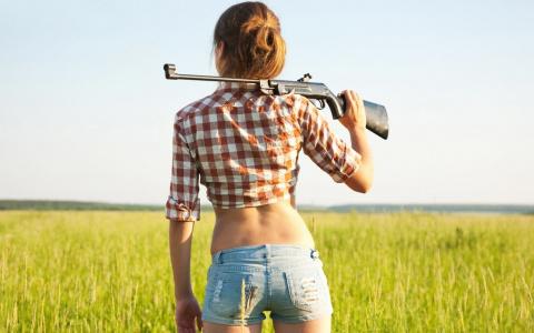 История про ружье и сайт зна…
