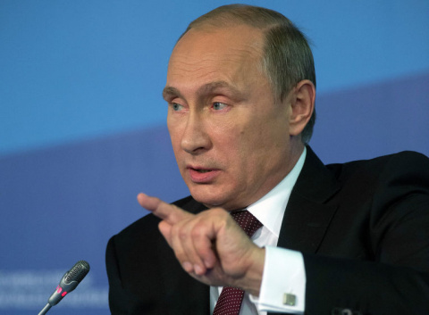 Путин серьезно зол