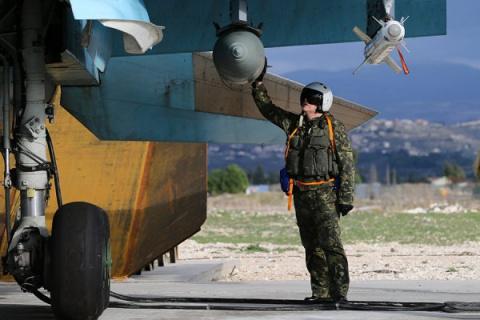 Россия не оставит Сирию один…